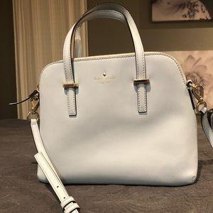 Kate Spade purse, light blue